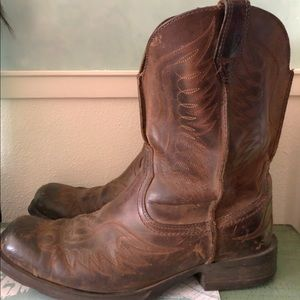 Ariat ATS Western Boots for Men size 11